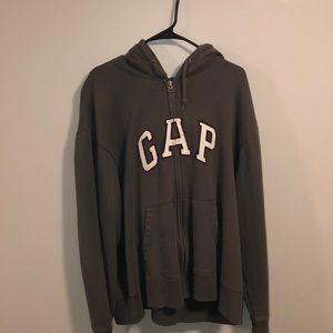 Grey Gap Jacket